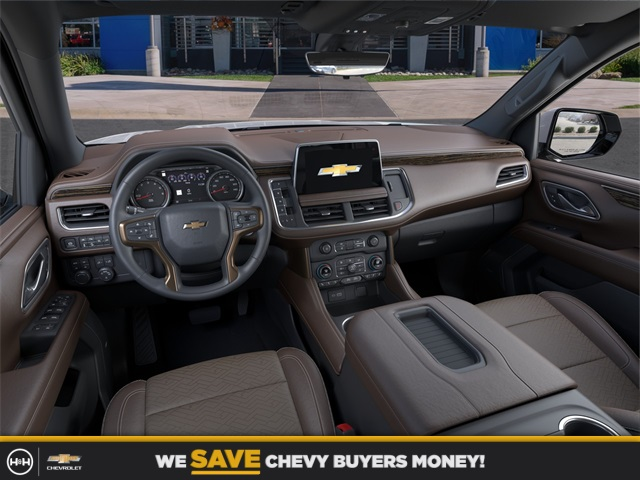 new 2021 chevrolet tahoe high country 4wd 4d sport utility